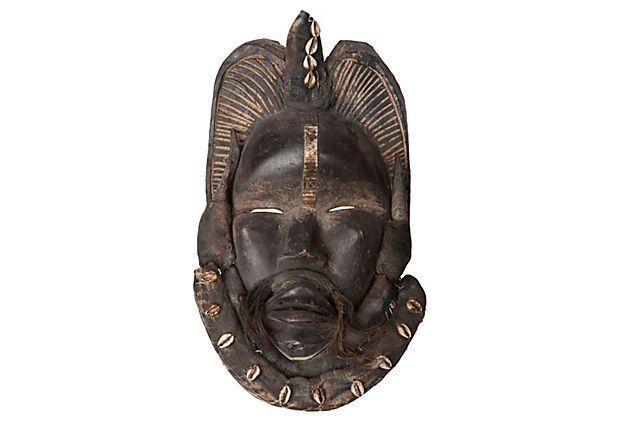 Dan Tribal  Mask  - Liberia