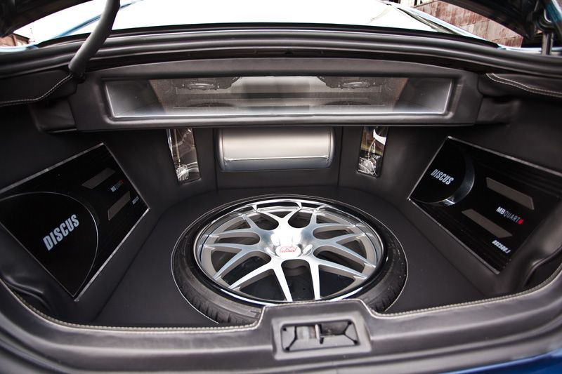 Super awesome! | custom trunk car audio | Car Audio Custom ... |Stormtrooper Car Audio Custom Trunk Install