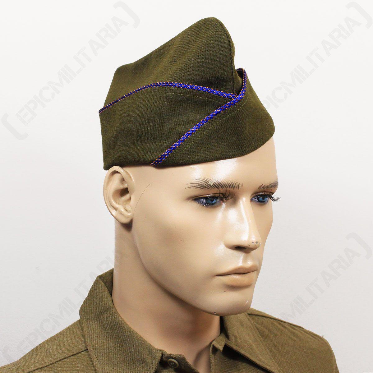 57892bc8 1980's Vintage Garrison Cap w Red Star / Military USSR Communist Hat /  Soviet Cap / cold war clothing in 2019 | CallMeCleverVintage—My Etsy Shop |  Garrison ...