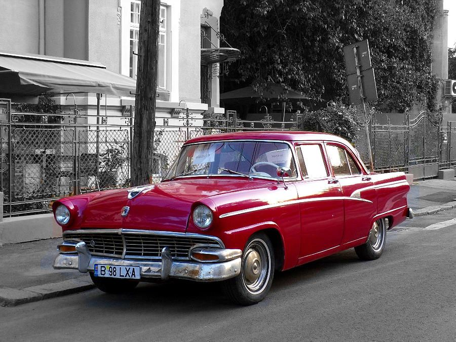 old-american-car | Vintage American Cars | Pinterest | Cars and Ford