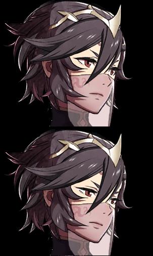 short haired nyx maybe genderbent fire emblem pinterest