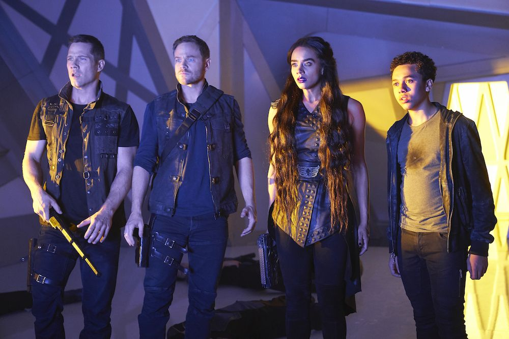 Killjoys Top Quotes From Last Dance Series Finale Tell Tale Tv Last Dance Killjoys Female Fighter