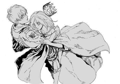 Pin Ot Polzovatelya Anna Krylova Na Doske Attack On Titan Atake Titanov Anime I Anime Art