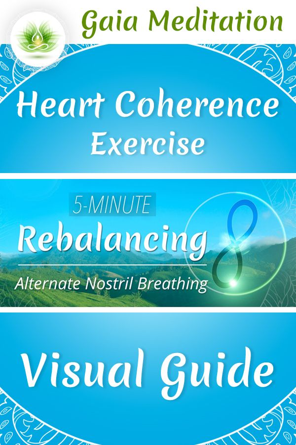 Heart Coherence Exercise with visual guide | This ...