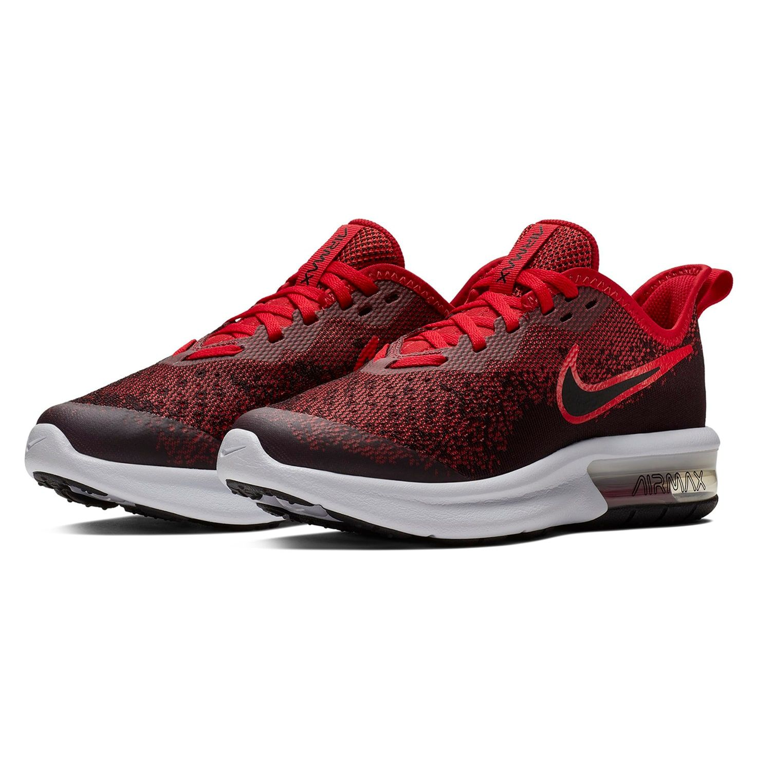 Nike Air Max Sequent 4 Grade School Boys' Sneakers #Max