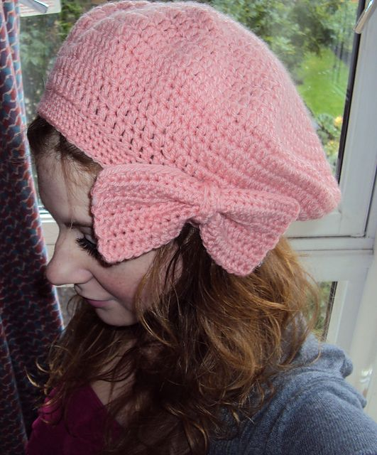 Ravelry: Free People Inspired Girlie Hat pattern by Mandie Williams