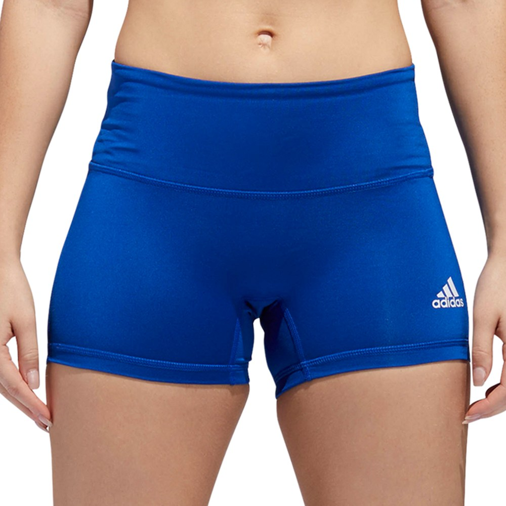 Women S Adidas Volleyball Midrise Shorts In 2020 Volleyball Spandex Shorts Adidas Women Women
