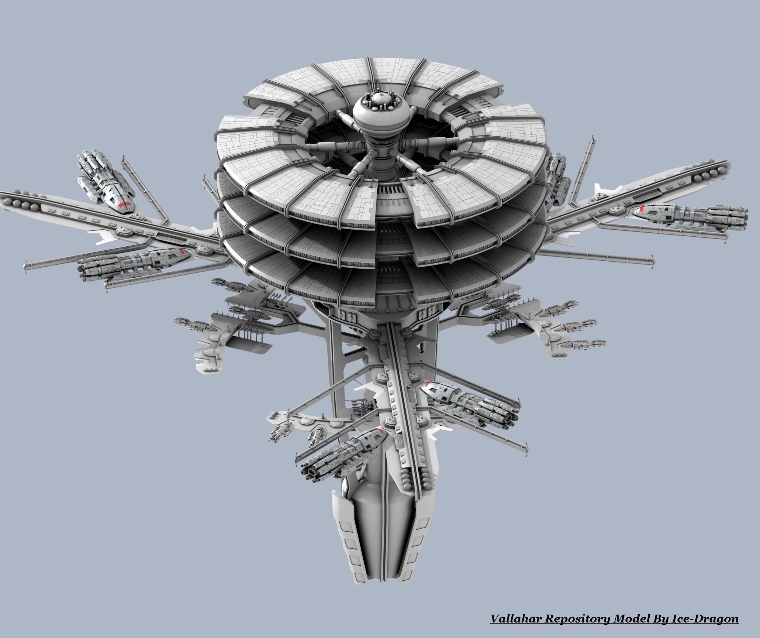Zoic CGI model of Battlestar Galactica | Battlestar ...  |Battlestar Galactica Spacecraft