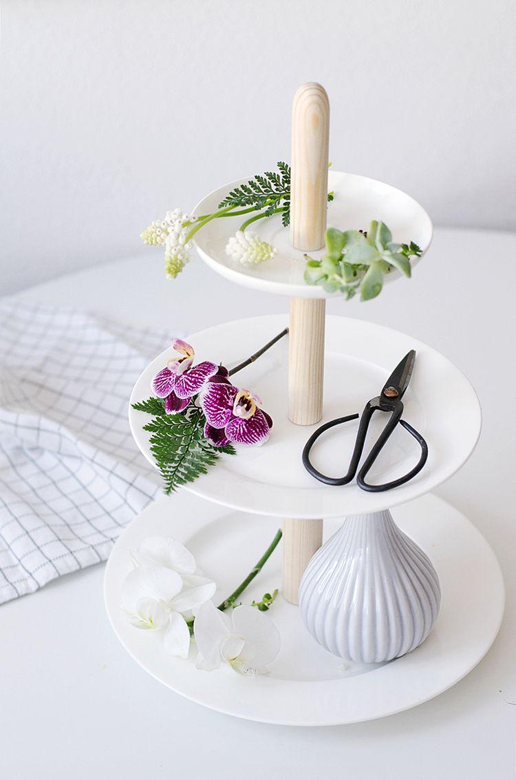 diy-frutero-tartera-de-porcelana Decoración De Cocina Moderna f03887dfc917
