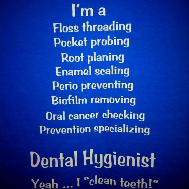 A Day In The Life Of A Dental Hygienist  Let Me See Your Grill