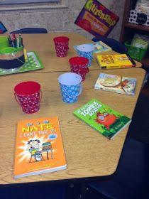 4th Grade Frolics: Reading Motivation (hold a reading raffle)