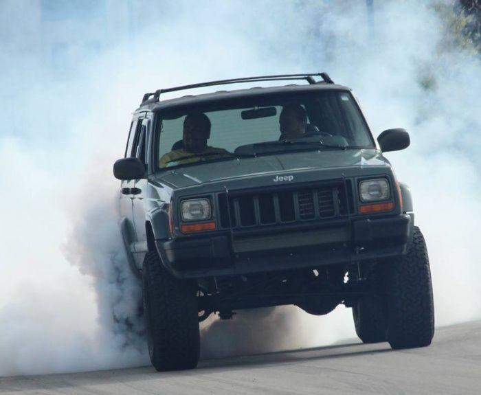 Smoke Show Jeep Cherokee Forum Miltownjeeper S Album