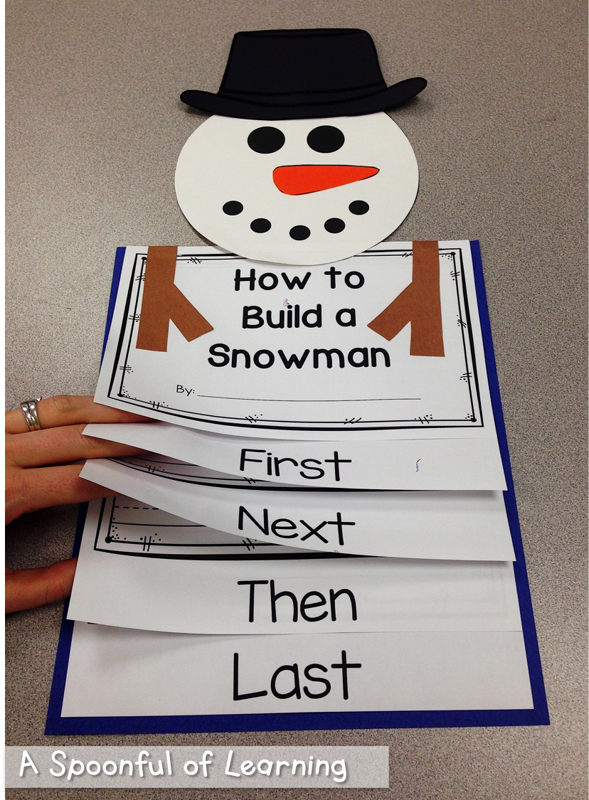 Winter Fun!! - A Spoonful of Learning
