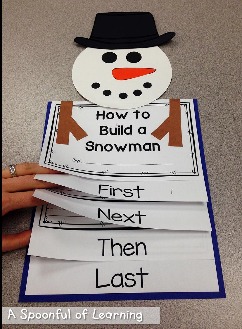 Winter Fun Math And Literacy Activities Teaching