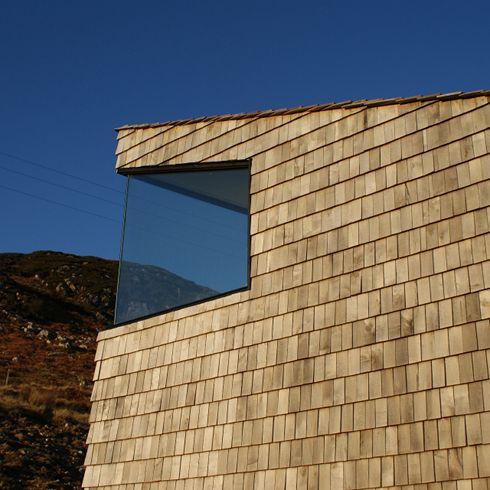 Best Timber Shingle Shingle House 400 x 300