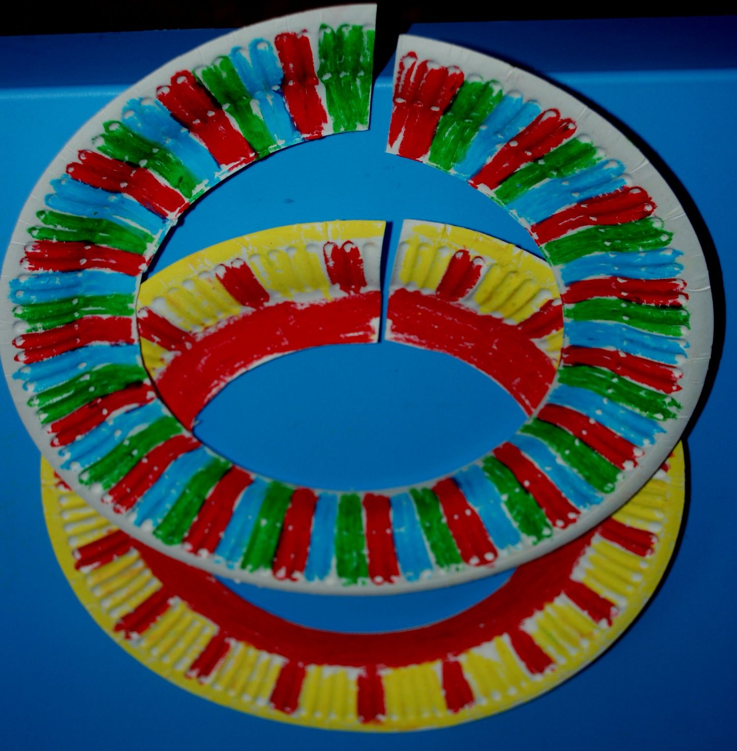 African necklace craft for kids african necklace for Necklace crafts for kids