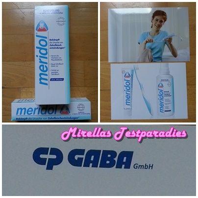 Ich durfte wieder die Produkte von Meridol testen. Gewinnt 1 von 3 Meridol Zahnpflegepaketen.