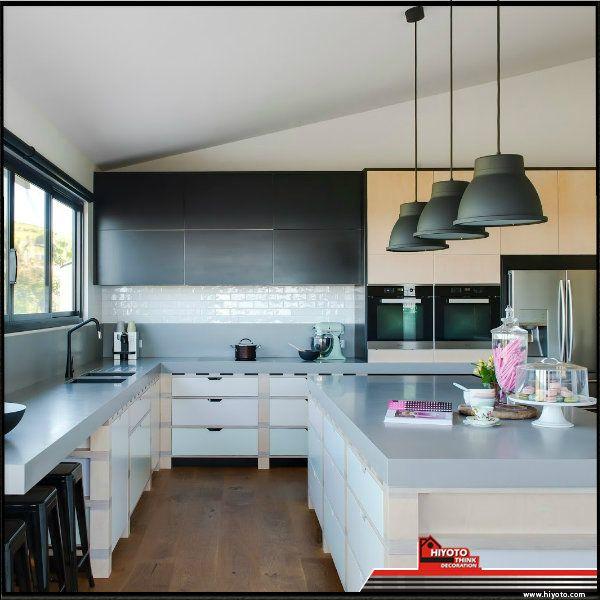 Hasil gambar untuk Lengkapi Desain Interior Dapur dengan Lampu Gantung