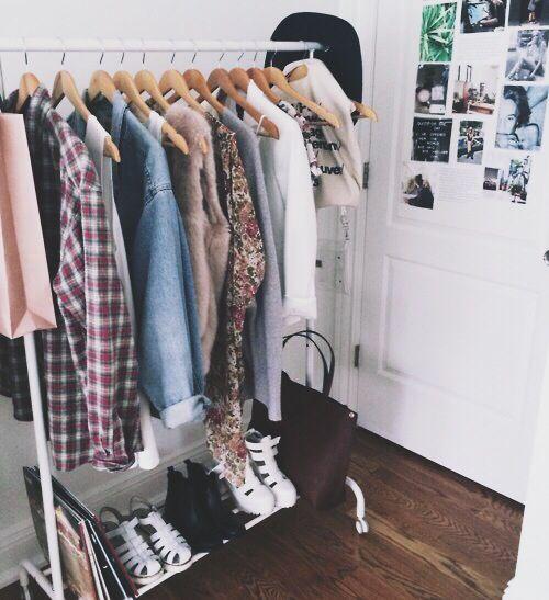 Tumblr Hipster Closet