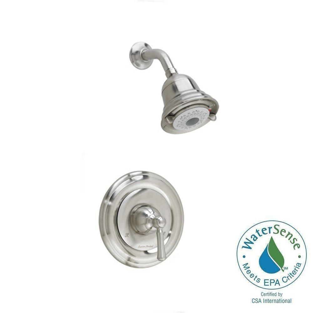 American Standard Portsmouth 1-Handle Shower Faucet Trim Kit with ...