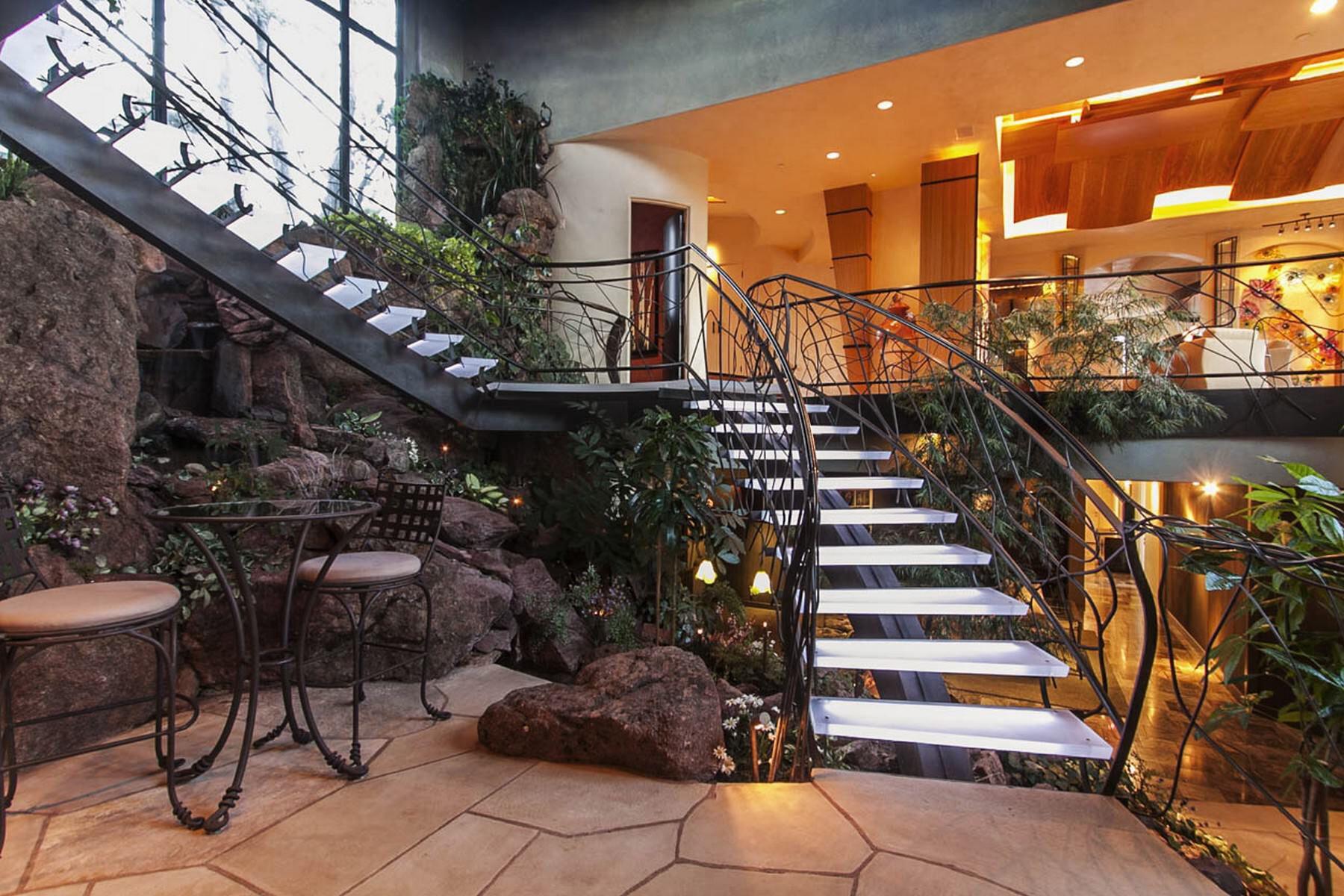 Atrium House Boulder 1133 Timber Ln Boulder CO mansion