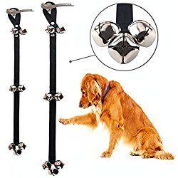 Dog Doorbells Premium Quality Training Potty Great Dog Bells