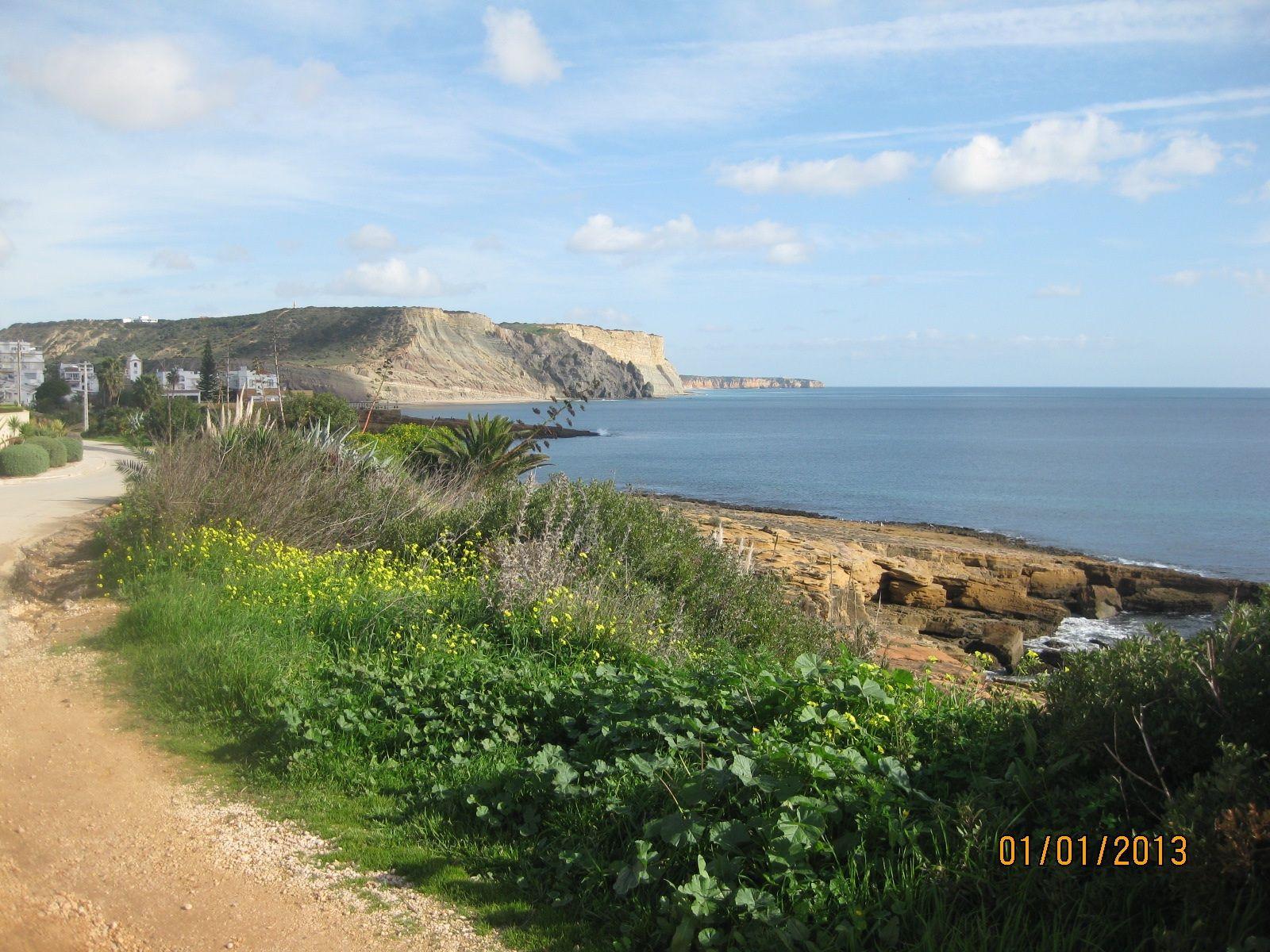 Beautiful Cliff Top Walk Praia Da Luz To Burgau Www Ownersdirect