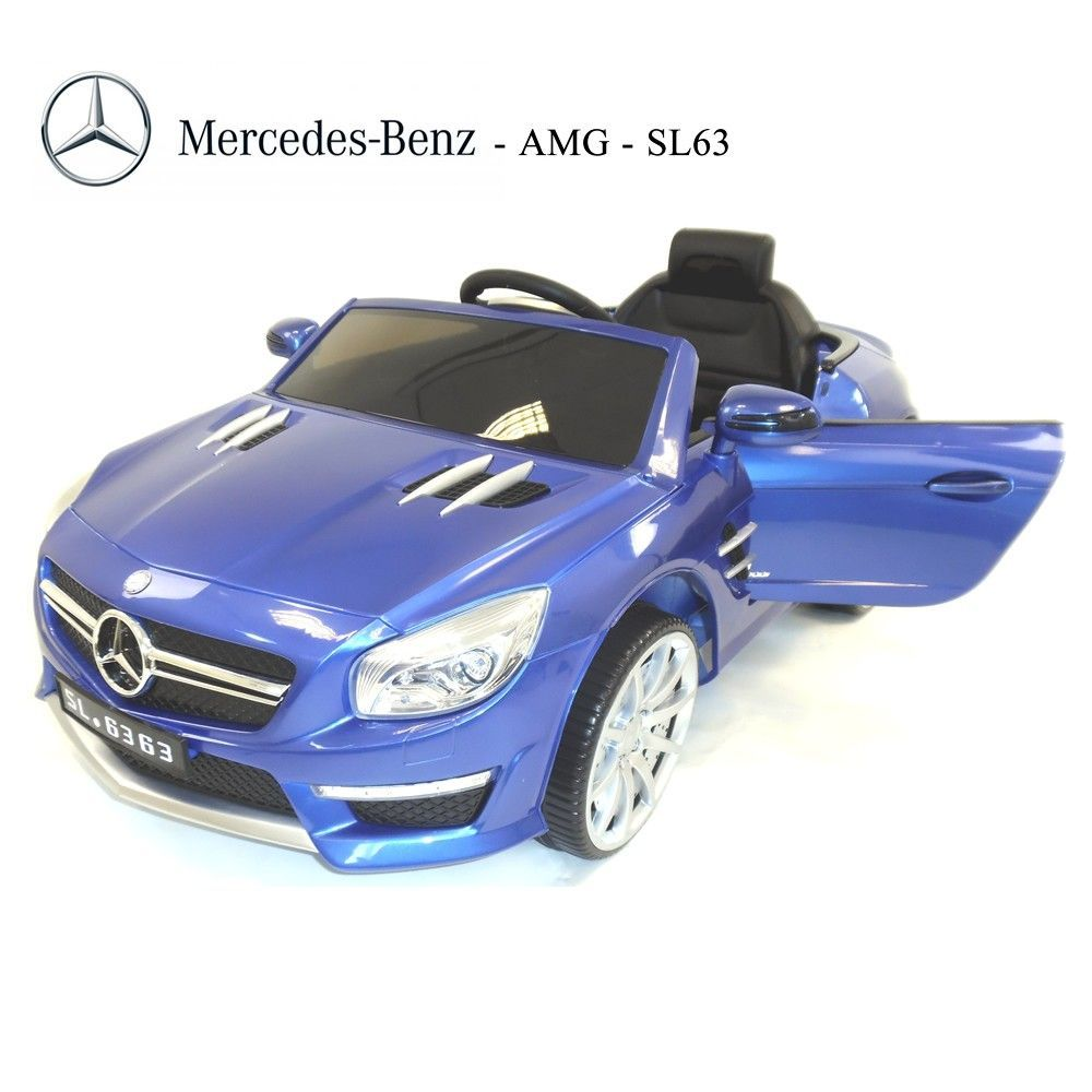 MERCEDES SL63 AMG With Openable Doors And 2 4G Remote