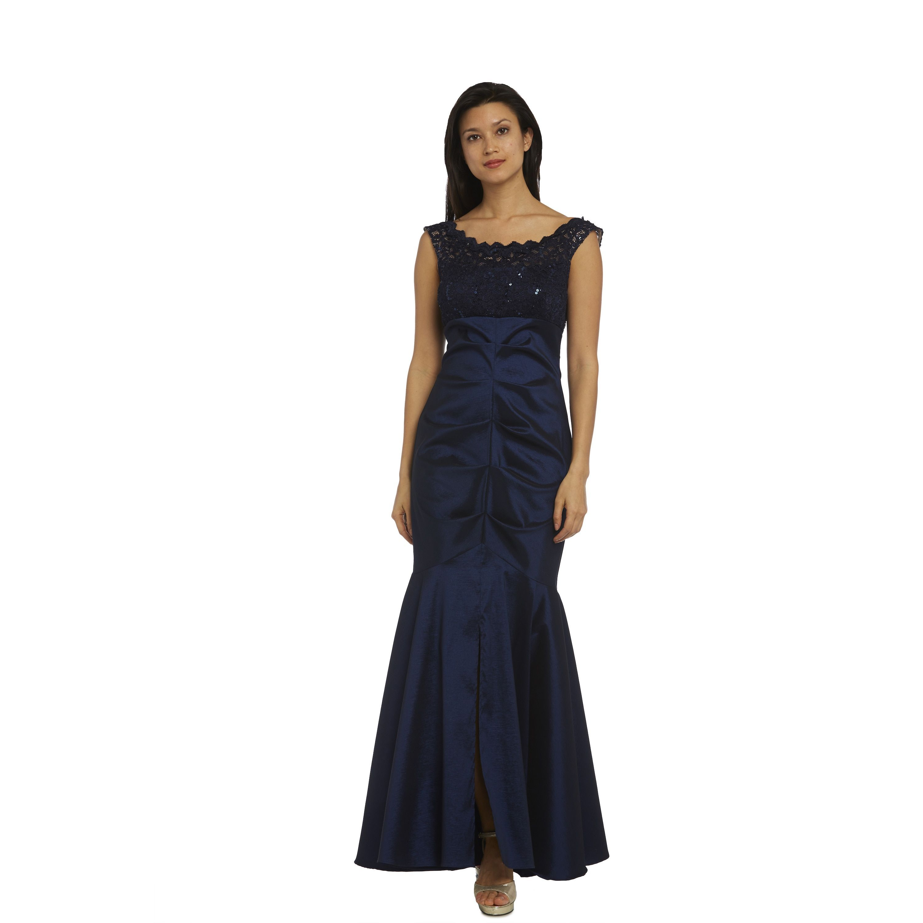 Royal blue lace dress styles  R and M Richards Womenus Evening Gown  Products  Pinterest  Lace