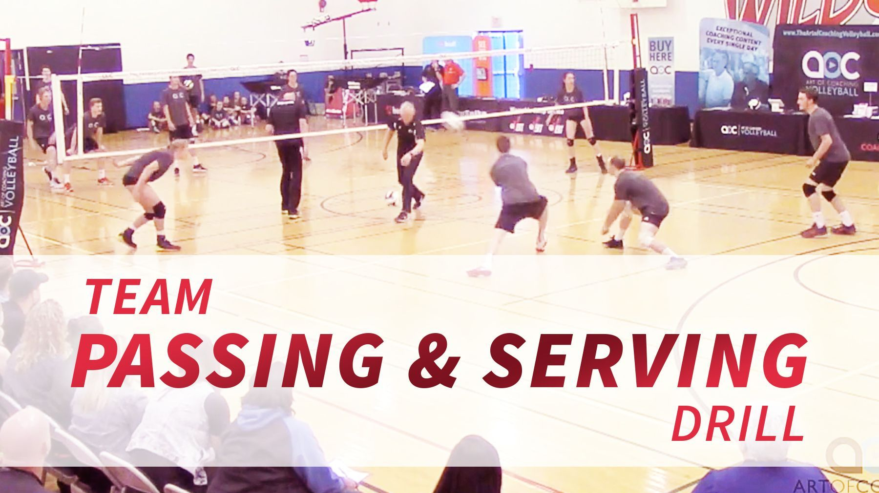 Team Passing And Serving Drill The Art Of Coaching Volleyball Coaching Volleyball Volleyball Practice Drill