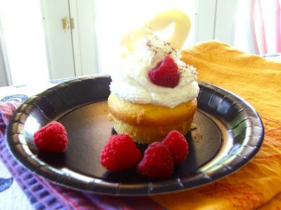 Tres Leches Cupcakes, from my blog