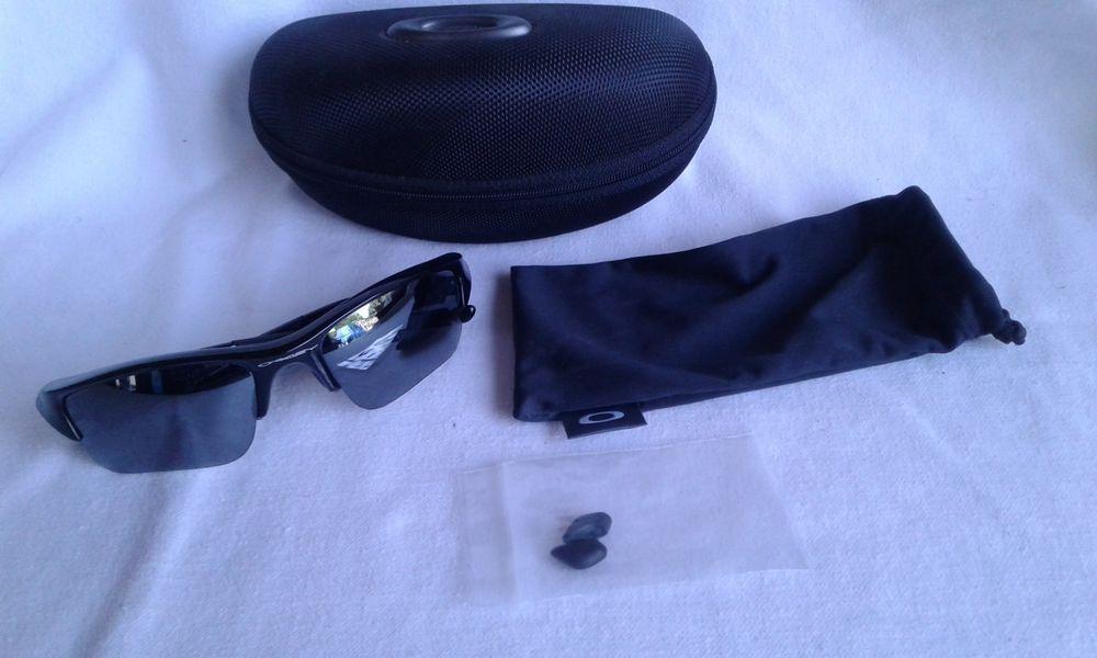 cce3e374bc Oakley Flak Jacket XLJ Sunglasses with Case - 03-915 63 14 133  fashion