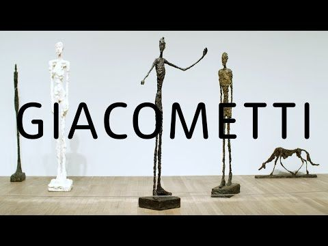 The life and art of Alberto Giacometti have received ...