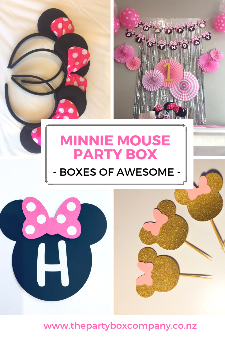 Minnie Mouse Party Minnie Mouse Party Supplies Minnie M The