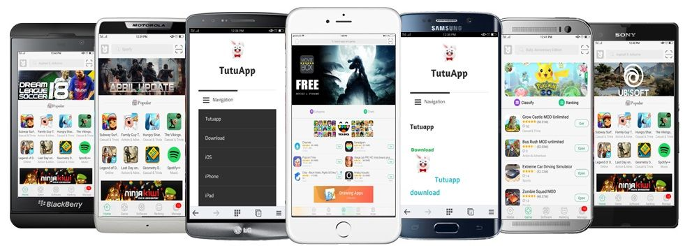 Download thousands of apps, games,themes & wallpapers