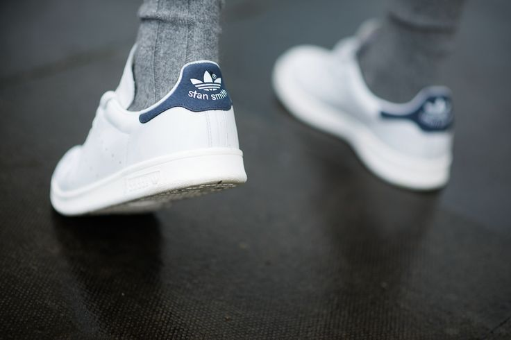 petróleo estudiar cerca  adidasonfeet | Stan smith shoes, Adidas shoes stan smith, White leather  sneakers