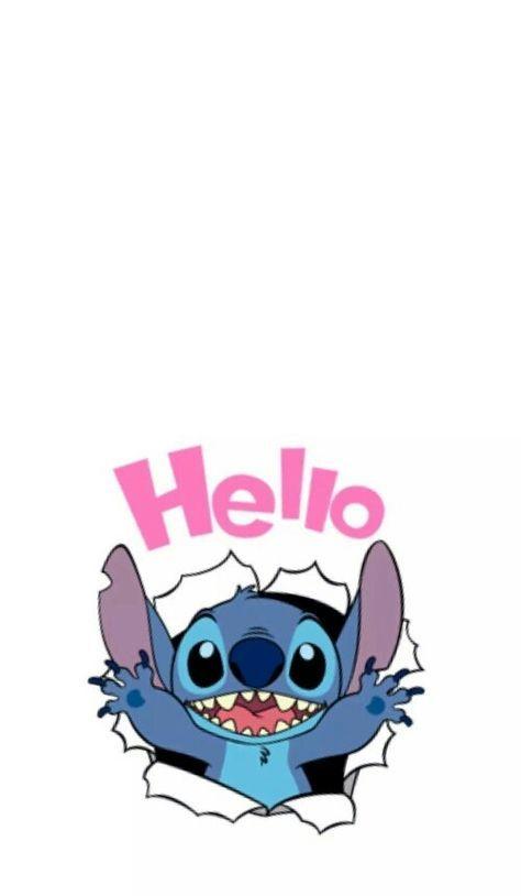 Stitch Is My Favorite