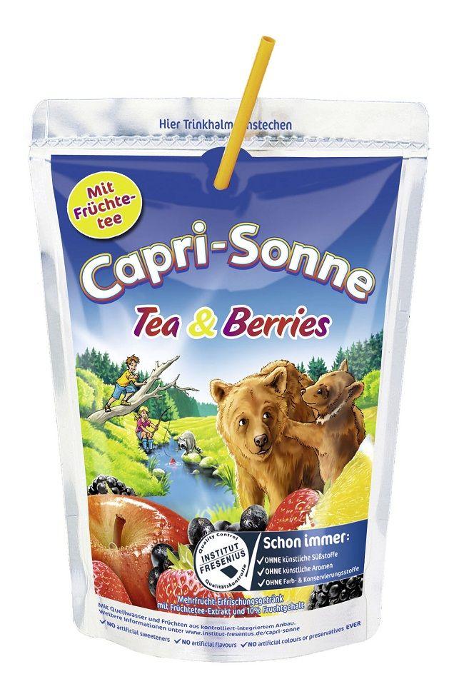 Capri-Sonne Tea & Berries