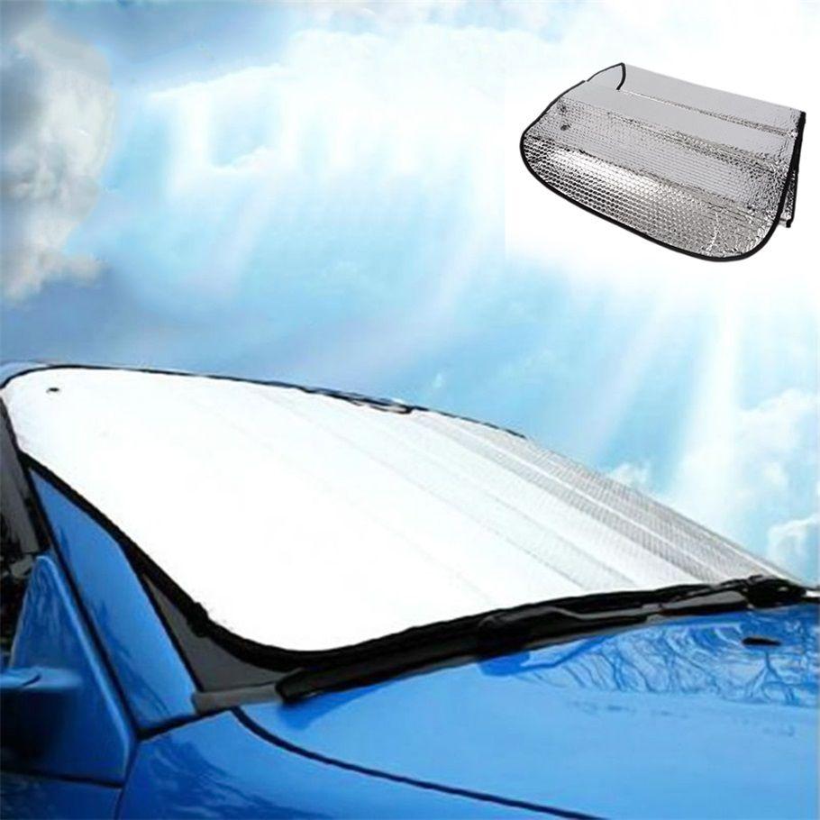 Window Foils Windshield Sun Shade Car Windshield Visor Cover Block Front Window Sunshade Uv Protect Ca Windshield Sun Shade Car Windshield Exterior Accessories
