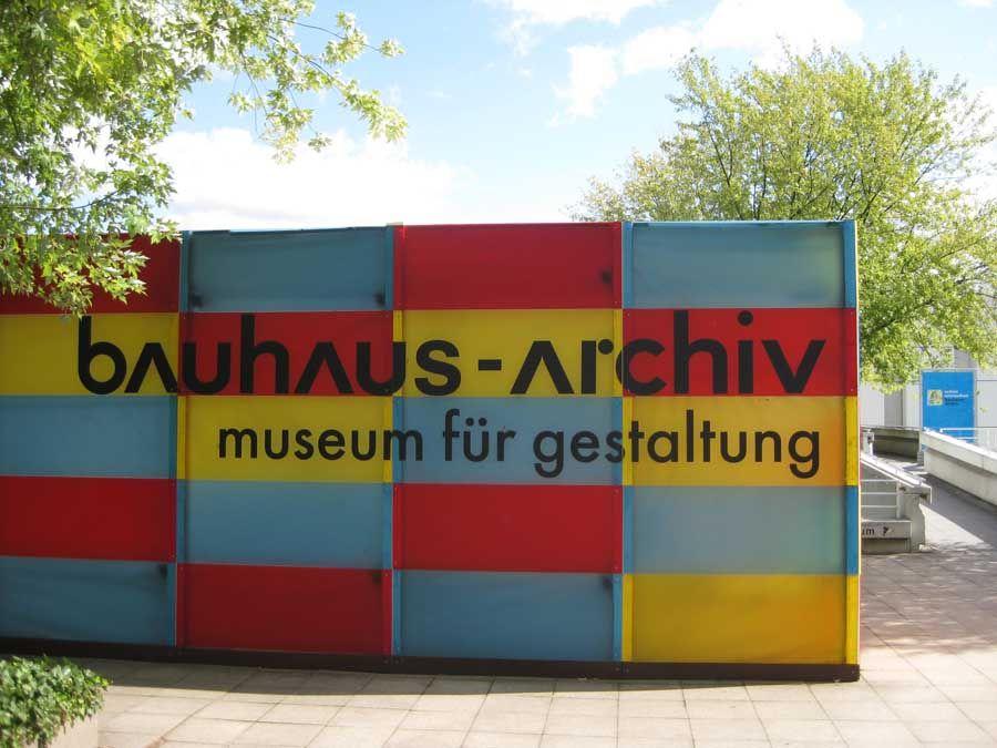 Bauhaus Oranienburg bauhaus archiv berlin walter gropius museum of design e