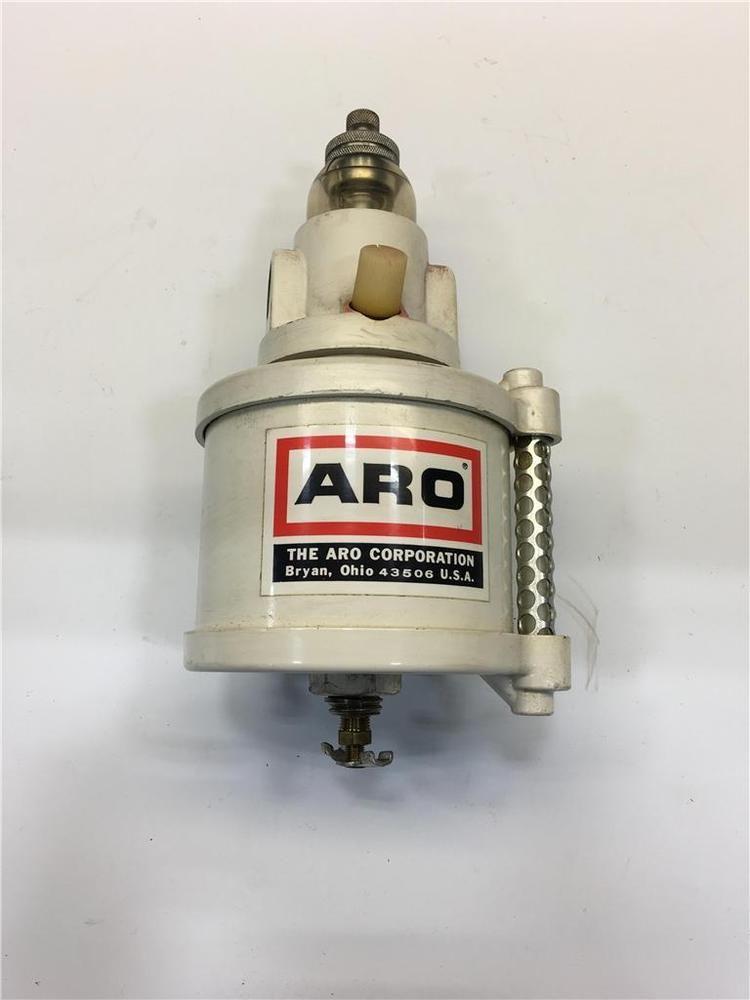 Special ARO Pneumatic Air Line Tool Adjustable Lubricator