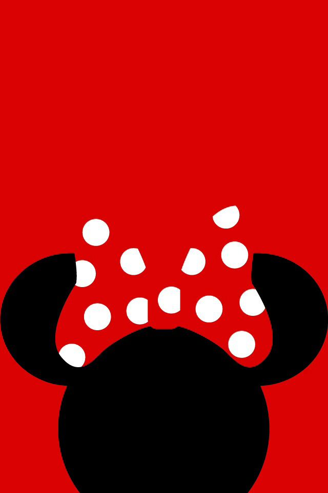 RED WHITE BLACK. Arte do mickey mouse, Papel de parede