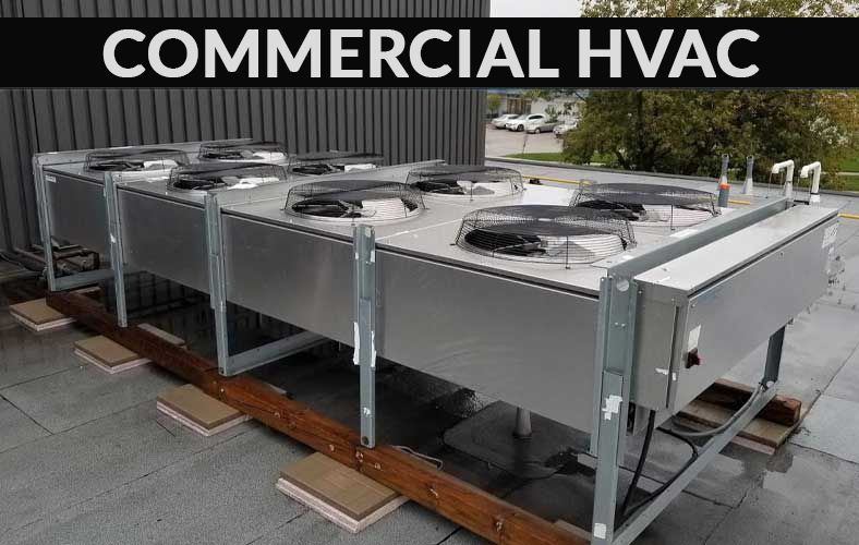 Commercial Hvac In 2020 Commercial Hvac Furnace Repair Hvac