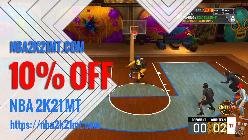 NBA2K21 Cover