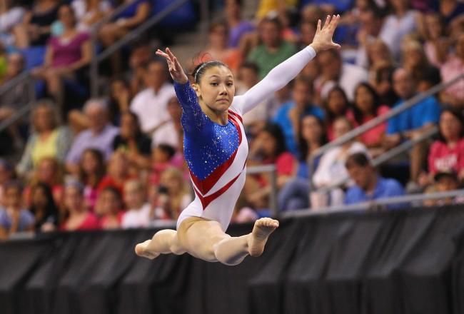 Kyla Ross is the youngest member of  the USA team for the 2012 Olympics. She is one of five women competing on  the gymnastic team.