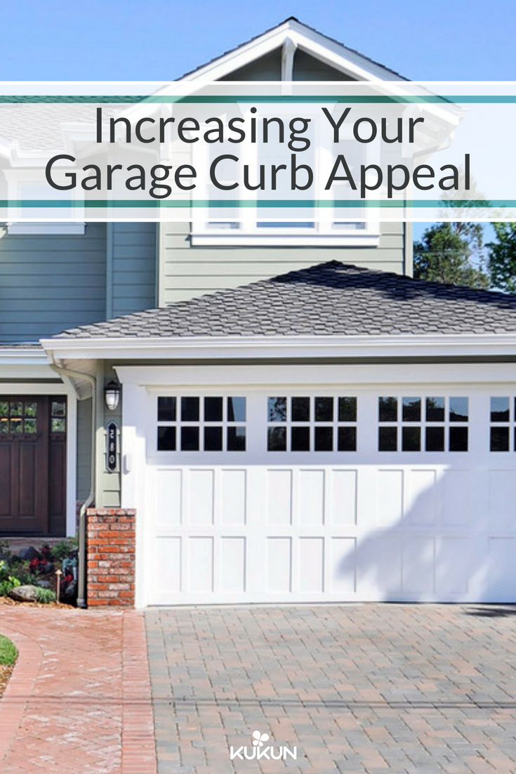 7 Key Upgrades That Increase Your Garage Curb Appeal | Home ...