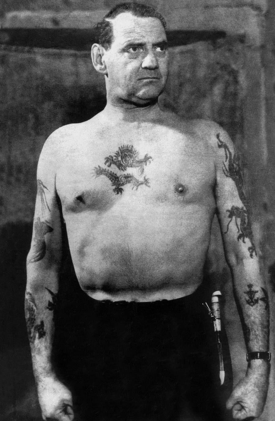 kong frederik den 9 tatoveringer