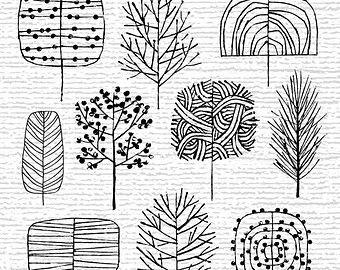 Rosa Blätter, Kunstdruck #whiteembroidery