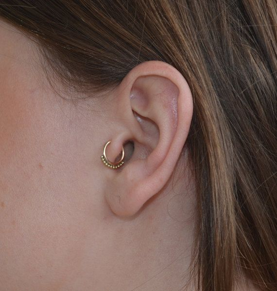 Cartilage Piercing Tragus Jewelry Helix Jewelry Tiny Cartilage