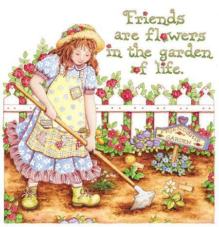 Friendship Garden Art Friend Friends Are Like Doodle Art 640 x 480